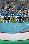 Uzbetkistan vs South Korea during their AFC Asian Cup 2011 Quarter Finals match at Khalifa International Stadium on 21 January 2011, in Doha, Qatar. Photo by Stringer / World Sport Group