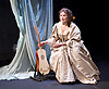The Restoration of Nell Gwyn by Steve Trafford<br /> at Park Theatre, London, Great Britain <br /> 27th January 2016 <br /> <br /> Elizabeth Mansfield as Nell Gwyn <br /> <br /> <br /> Photograph by Elliott Franks <br /> Image licensed to Elliott Franks Photography Services