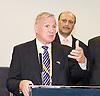 Liberal Democrat Friends of Pakistan <br /> reception<br /> Hosted by the High Commission of Pakistan<br /> 18th September 2011<br /> Jurys Hotel, Birmingham, Great Britain <br /> <br /> <br /> Qassim Afzal<br /> Liberal Democrat, Manchester Gorton<br /> <br /> Wajid Shamsul Hasan <br /> High Commissioner for Pakistan <br /> <br /> Photograph by Elliott Franks