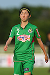 Risa Shimizu (Beleza), <br /> JULY 12, 2015 - Football / Soccer : <br /> 2015 Plenus Nadeshiko League Division 1 <br /> between NTV Beleza 1-0 AS Elfen Saitama <br /> at Hitachinaka Stadium, Ibaraki, Japan. <br /> (Photo by YUTAKA/AFLO SPORT)
