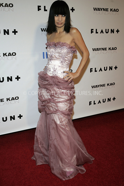 WWW.ACEPIXS.COM . . . . . ....December 18 2008, LA....Actress Bai Ling arriving at Flaunt Magazine's 10th anniversary and annual holiday toy drive at The Wayne Kao Mansion on December 18, 2008 in Los Angeles, California.....Please byline: JOE WEST- ACEPIXS.COM.. . . . . . ..Ace Pictures, Inc:  ..(646) 769 0430..e-mail: info@acepixs.com..web: http://www.acepixs.com