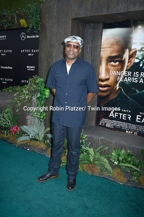 """DJ Jazzy Jeff attends the Domestic Premiere of """"After Earth""""  on May 29, 2013 at the Ziegfeld Theatre in New York City."""