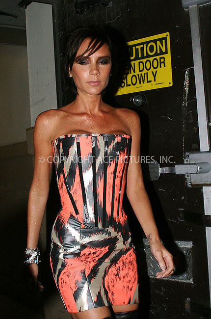 WWW.ACEPIXS.COM . . . . .  ....September 10 2009, New York City....Victoria Beckham made an appearance at the Bergdorf Goodman celebration of Fashion's Night Out at Bergdorf Goodman on September 10, 2009 in New York City.....Please byline: NANCY RIVERA- ACE PICTURES.... *** ***..Ace Pictures, Inc:  ..tel: (212) 243 8787 or (646) 769 0430..e-mail: info@acepixs.com..web: http://www.acepixs.com