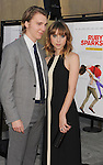 HOLLYWOOD, CA - JULY 19: Paul Dano and Zoe Kazan attend the 'Ruby Sparks' Los Angeles premiere at American Cinematheque's Egyptian Theatre on July 19, 2012 in Hollywood, California.