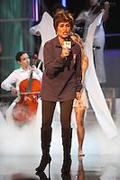 MIAMI, FL - DECEMBER 14: Daniela Romo performs at Teleton USA at Univision Studios in Miami, Florida. December 14, 2012. Credit: Majo Grossi/MediaPunch Inc. /NortePhoto