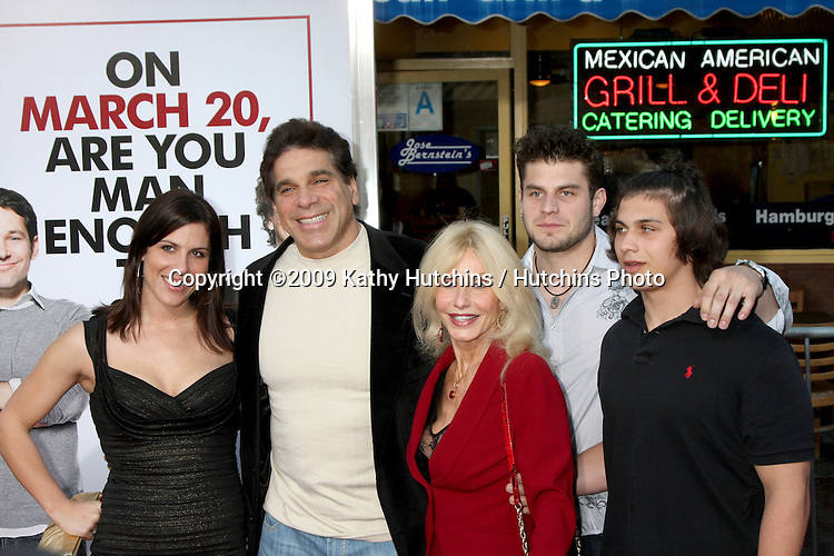 "Lou Ferrigno arriving at the ""I Love You, Man"" Premiere at the Mann Village Theater in Westwood, CA on  March 17, 2009 .©2009 Kathy Hutchins / Hutchins Photo...                ."