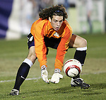 9 November 2005: . The University of North Carolina defeated North Carolina State University 1-0 at SAS Stadium in Cary, North Carolina in a quarterfinal of the 2005 ACC Men's Soccer Championship.