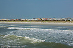 Beach scene, Sunset Beach, Brunswick County, NC