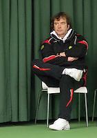 12-03-10, Rotterdam, Tennis, NOJK, 12 jaar, Coach Flip van Betuw