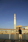 Israel, Tel Aviv-Yafo, Reading Power plant, built in 1938