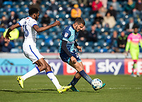 Nick Freeman of Wycombe Wanderers during the Sky Bet League 2 match between Wycombe Wanderers and Mansfield Town at Adams Park, High Wycombe, England on the 14th April 2017. Photo by Liam McAvoy.