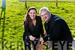 Sheila Sheehan and Sean O'Callaghan - European Bike Trips - Killorglin