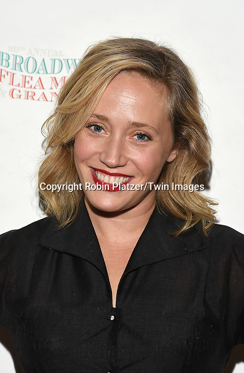 Haven Burton  attend the Broadway Cares/Equity Fights Aids Flea Market and Grand Auction on September 25, 2016 at the Music Box Theatre and in Shubert Ally in New York, New York, USA. <br /> <br /> photo by Robin Platzer/Twin Images<br />  <br /> phone number 212-935-0770