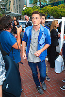 Colton Haynes at day one of Comic-Con International 2012 at the San Diego Convention Center in San Diego, California. July 12, 2012. &copy;&nbsp;mpi77/MediaPunch Inc. /*NORTEPHOTO*<br />