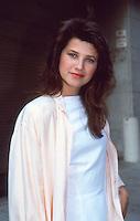 Daphne Zuniga 1987 by Jonathan Green