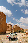 Israel, Wadi Masor in the Arava