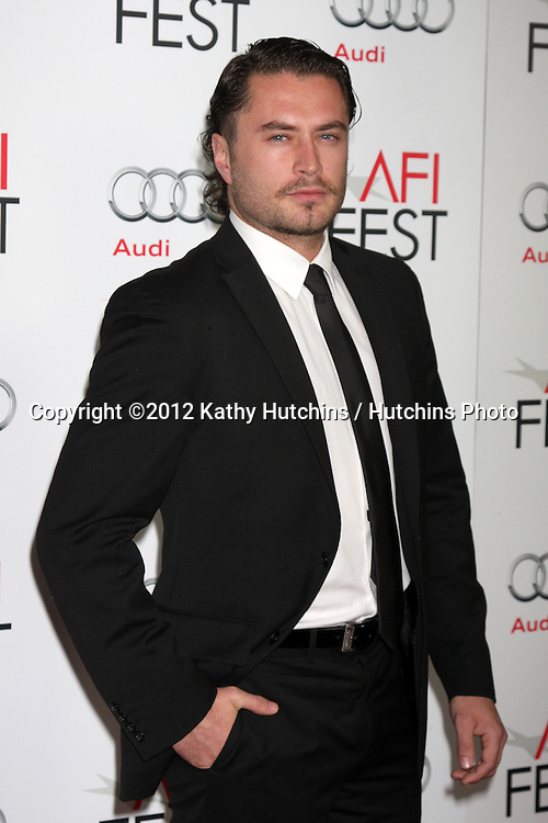 """LOS ANGELES - NOV 8:  Kevin Ryan arrives at the """"Lincoln"""" Premiere at the AFI Fest at Graumans Chinese Theater on November 8, 2012 in Los Angeles, CA"""