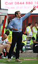 Swindon caretaker manager Mark Cooper<br />  Swindon Town v Stevenage - Sky Bet League One- The County Ground, Swindon - 10th August 2013<br /> © Kevin Coleman 2013