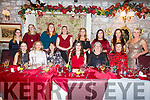 Staff of Stepping Stones Childcare and Preschool in Lee Drive Ballinorig enjoying their Christmas party in Cassidy's on Saturday night.