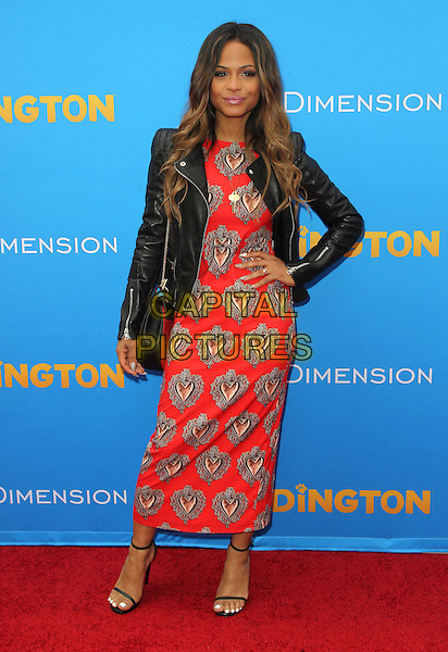 10 January  2015 - Hollywood, California - Christina Milian. &quot;Paddington&quot; Los Angeles Premiere held at TCL Chinese Theatre IMAX.  <br /> CAP/ADM/FS<br /> &copy;FS/ADM/Capital Pictures