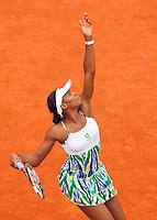 28-5-09, France, Paris, Tennis, Roland Garros, Venus Williams,