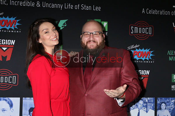 """Guest, Stephen Kramer Glickman<br /> at """"Excelsior! A Celebration of the Amazing, Fantastic, Incredible & Uncanny Life of Stan Lee,"""" TCL Chinese Theater, Hollywood, CA 01-30-19<br /> David Edwards/DailyCeleb.com 818-249-4998"""