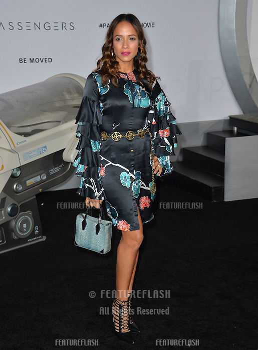 Actress Dania Ramirez at the world premiere of &quot;Passengers&quot; at the Regency Village Theatre, Westwood. <br /> December 14, 2016<br /> Picture: Paul Smith/Featureflash/SilverHub 0208 004 5359/ 07711 972644 Editors@silverhubmedia.com