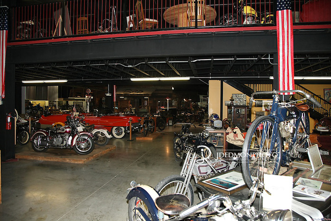 Wheels Through Time Motorcycle Museum