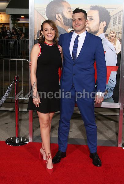 "13 February 2017 - Westwood, California - Van Robichaux. ""Fist Fight"" Los Angeles Premiere held at Regency Village Theatre. Photo Credit: F. Sadou/AdMedia"