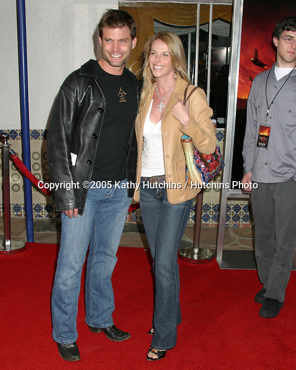 ".Premiere of ""XXX:  State of the Union"".Westwood, CA.April 25, 2005.@2005 Kathy Hutchins / Hutchins Photo.Casper Van Dien.Catherine Oxenberg.Premiere of ""XXX:  State of the Union"".Westwood, CA.April 25, 2005.@2005 Kathy Hutchins / Hutchins Photo."