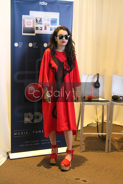 Charli XCX<br /> Red Carpet Radio presents Grammys Radio Row Day 1 at the Staples Center in Los Angeles, CA<br /> David Edwards/DailyCeleb.com 818-249-4998