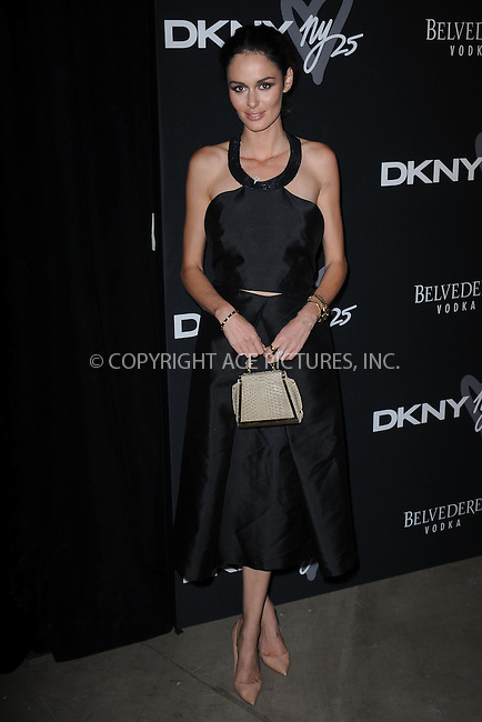 WWW.ACEPIXS.COM<br /> September 9, 2013 New York City<br /> <br /> Nicole Trunfio seen at the DKNY 25 Birthday Bash on September 9, 2013 in New York City.  <br /> <br /> By Line: Kristin Callahan/ACE Pictures<br /> ACE Pictures, Inc.<br /> tel: 646 769 0430<br /> Email: info@acepixs.com<br /> www.acepixs.com<br /> Copyright:<br /> Kristin Callahan/ACE Pictures