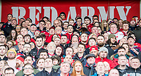 Picture by Allan McKenzie/SWpix.com - 30/03/2018 - Rugby League - Betfred Super League - Hull KR v Hull FC - KC Lightstream Stadium, Hull, England - Hull KR, fans, supporters.