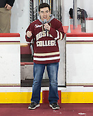 - The Boston College Eagles defeated the visiting Providence College Friars 7-1 on Friday, February 19, 2016, at Kelley Rink in Conte Forum in Boston, Massachusetts.