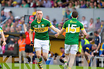 Kieran Donaghy, Kerry in action against  , Clare in the Munster Senior Championship Semi Final in Cusack Park, Ennis on Sunday.