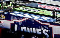 NASCAR Diver Jimmie Johnson coverage during the Kobalt Tools  500 race week, at Atlanta Motor Speedway in Atlanta, Ga.