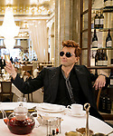 David Tennant<br /> Good Omens (2019) <br /> *Filmstill - Editorial Use Only*<br /> CAP/RFS<br /> Image supplied by Capital Pictures