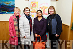St John of Gods 30th anniversary at Ballyroe Heights hotel Hotel on Thursday l-r: Cecilia Kelliher, Bernadette Nash, Neta Desei and Angela Keane.