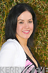 JANET MOLONEY - KERRY.SPRING.Janet works as a sales assistant in Heatons,.Killarney. She plans to study art and interior.design, and one day set up her own business..The 25-year-old loves swimming and.going to the gym, walking in her native Killarney.and has a keen interest in art. She has.had her own art work auctioned on Radio.Kerry for charity, and donates oil paintings to.raise money for kidney dialysis in Cork. Janet.plays the recorder, loves singing, playing.basketball and soccer. Her favourite performers.include Frank Sinatra, the Wolfe Tones,.Shakira and Robbie Williams, and she would.like to meet Bono.