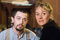 Ghosts by Henrik Ibsen with Niamh Cusack as Mrs Alving,Christian Coulson as Osvold. Opens at the Gate Theatre  on 11/1/07      CREDIT Geraint Lewis