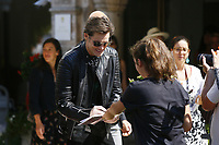 VENICE, ITALY - SEPTEMBER 05: Jim Carrey celebrity Sightings at the 74th Venice Film Festival - September 5, 2017 in Venice, Italy. (Mark Cape/insidefoto)