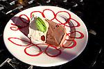 Dessert. Spumoni, Bootlegger Restaurant, Las Vegas, Nevada