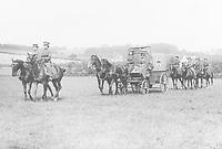 BNPS.co.uk (01202 558833)<br /> Pic: Pen&Sword/BNPS<br /> <br /> PICTURED: Bourne End Camp, 1912; a first aid convoy led by Lilian Franklin.<br /> <br /> These inspiring photos of nurses on the front line feature in a new book which charts a century's heroic wartime service.<br /> <br /> The First Aid Nursing Yeomanry (FANY) was founded in 1907 by Captain Edward Baker with the early recruits trained in cavalry, signalling and camping.<br /> <br /> They were despatched to France at the outset for World War One to tend to injured troops on the battlefield, setting up hospitals for the many casualties. Other heroines dragged wounded personnel from exploding ammunition dumps.<br /> <br /> The brave nurses were again in the centre of the action in World War Two, performing sterling work in the harshest of conditions.<br /> <br /> Their stories feature in The First Aid Nursing Yeomanry in War and Peace, by Hugh Popham.