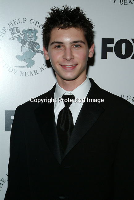 Justin Birfield<br />The H.E.L.P. Group&rsquo;s Teddy Bear Ball, honoring Sandy Grushow and his wife Barbara<br />Beverly Hilton Hotel<br />Beverly Hills, CA, USA  <br />Saturday, December 6, 2003  <br />Photo By Celebrityvibe.com/Photovibe.com