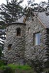 stone house in Carmel, Kuster Castle, Kuster Meyer House in Carmel