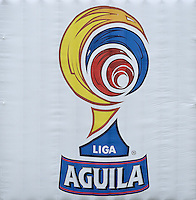 BOGOTÁ -COLOMBIA, 14-01-2015. LIga Aguila 2015./ Aguila League 2015. Photo: VizzorImage/ Gabriel Aponte / Staff