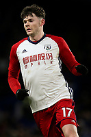 Oliver Burke of West Brom during Chelsea vs West Bromwich Albion, Premier League Football at Stamford Bridge on 12th February 2018