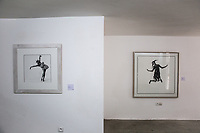 Interno museo foto di danza di A. Tempe