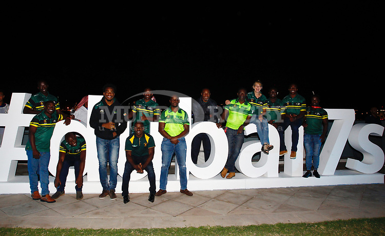 Zimbabwe Sevens The Sevens for HSBC World Rugby Sevens Series 2018, Dubai - UAE - Photos Martin Seras Lima