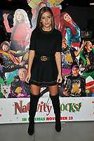 Georgia Steel at the &quot;Nativity Rocks!&quot; gala film screening, Vue West End, Leicester Square, London, England, UK, on Sunday 04 November 2018.<br /> CAP/CAN<br /> &copy;CAN/Capital Pictures